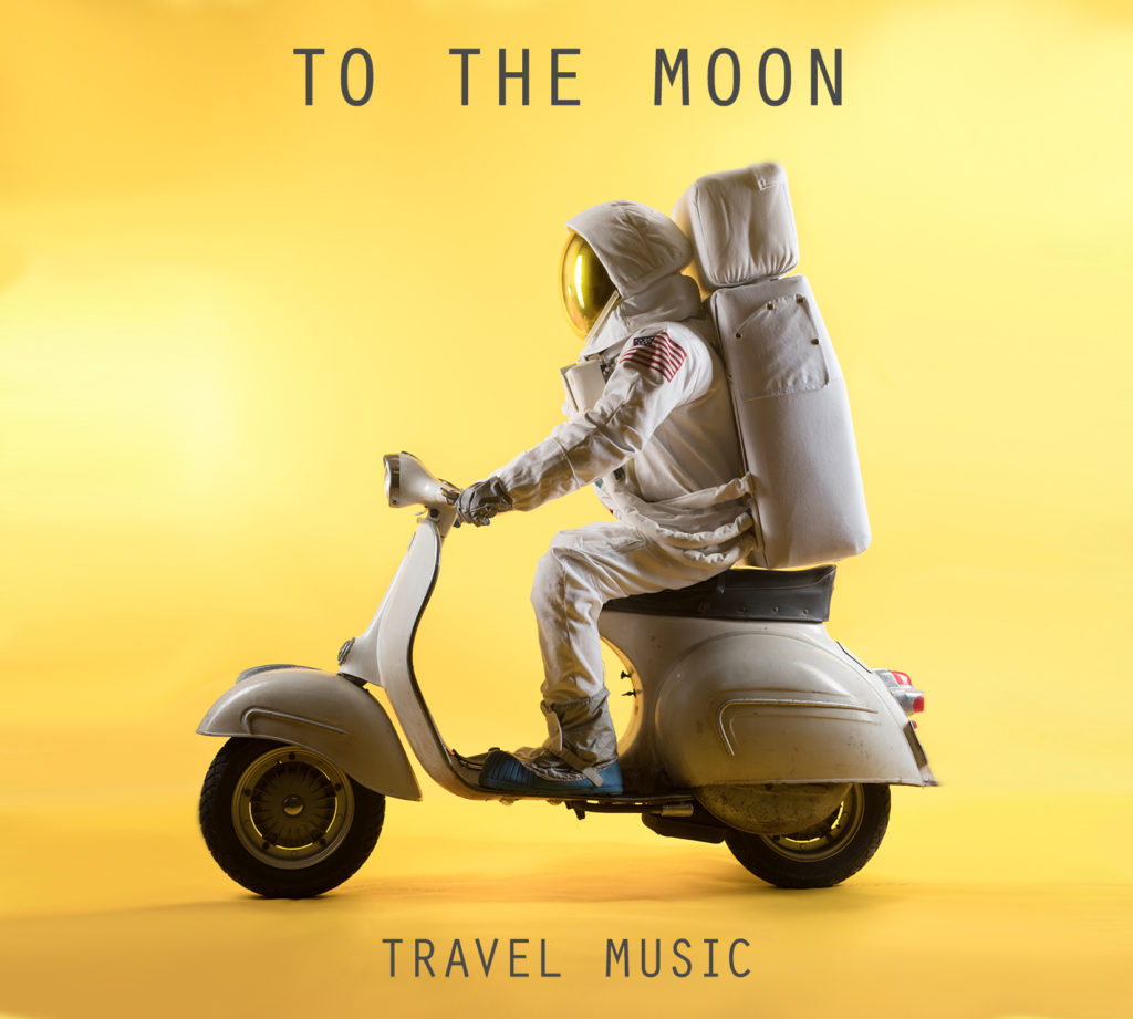 To The Moon - Travel Music - photo by Jonathan Mount